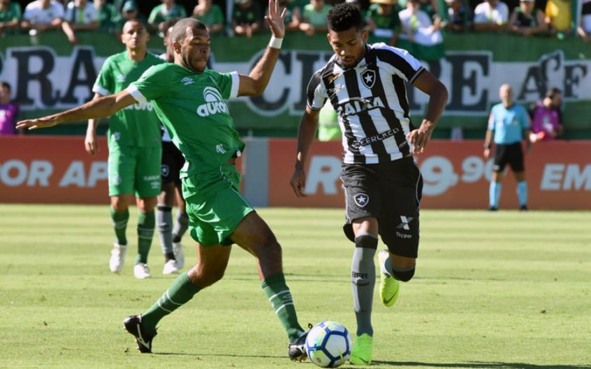 Chapecoense x Botafogo