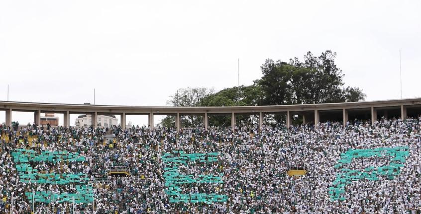 b7b4fa1dd18ba Palmeiras x Bragantino  16 mil ingressos vendidos para jogo desta 2ª