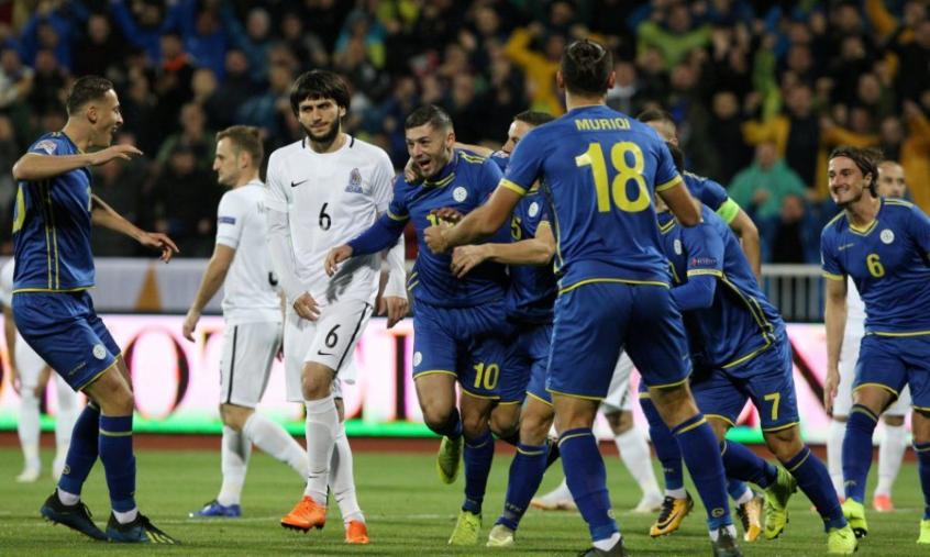 Governo Do Kosovo Premia Selecao Por Classificacao Na Liga Das Nacoes Lance