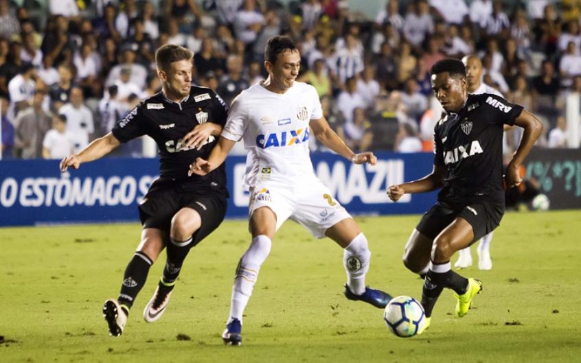 Atletico Mg X Santos Provaveis Times Onde Ver E Desfalques Do Jogo Lance