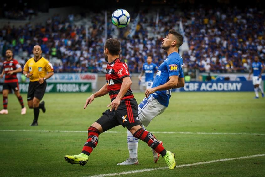36d9496bc8749 Cruzeiro x Flamengo