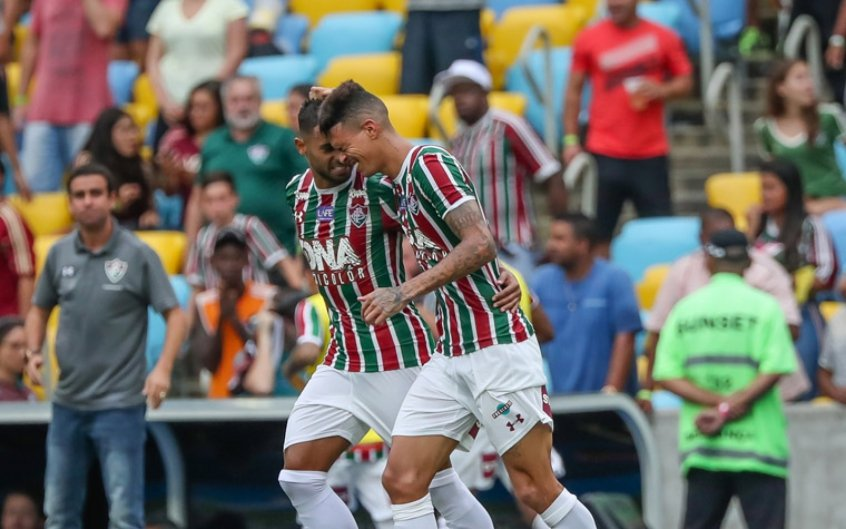 Fluminense x America-MG - Richard