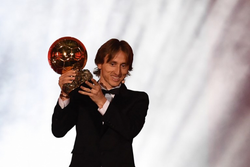 Luka Modric - Ballon D'Or