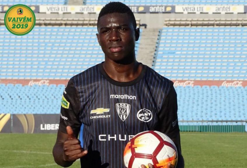 538ab05cb8 Aposta  fenomenal ! Jovem será 1º reforço do Valladolid da era ...