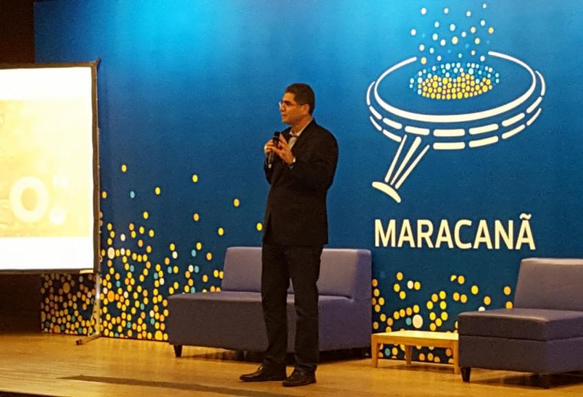 Mauro Dazé - Diretor-presidente do Maracanã
