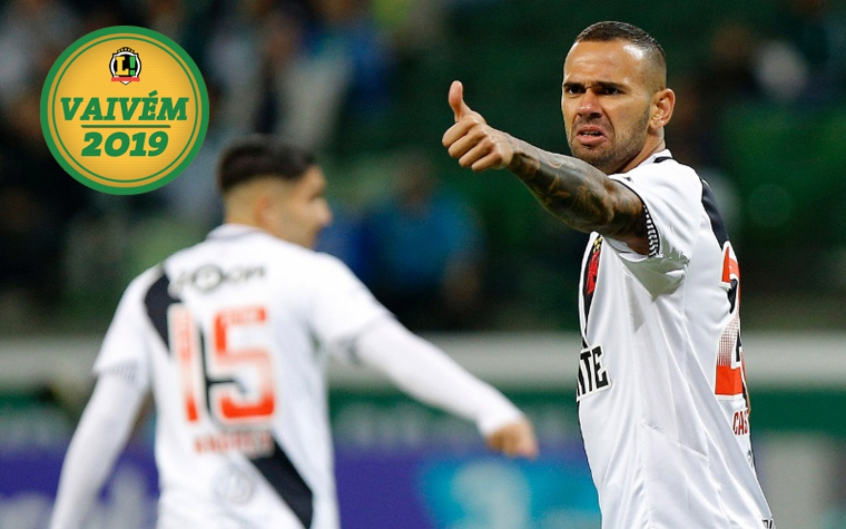 Leandro Castan, do Vasco - VAIVÉM
