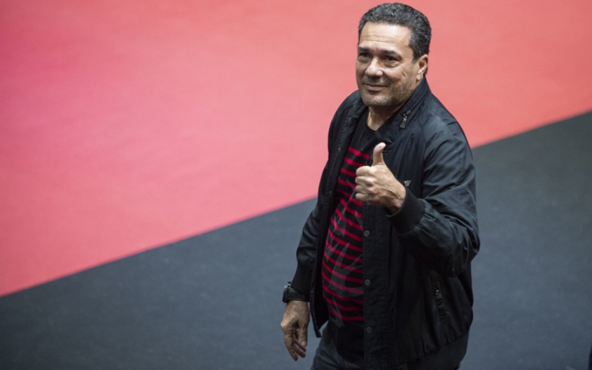 Eleições no Flamengo - Vanderlei Luxemburgo