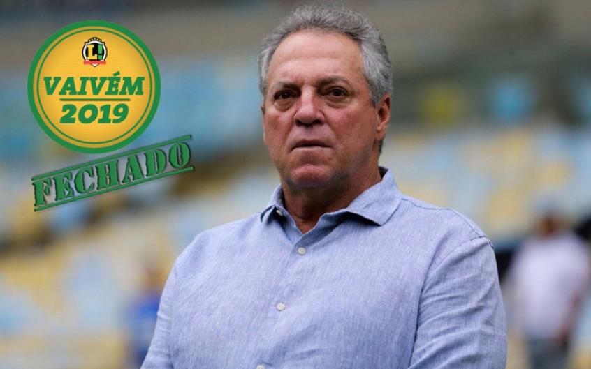 Abel Braga - VAIVÉM - Fechado