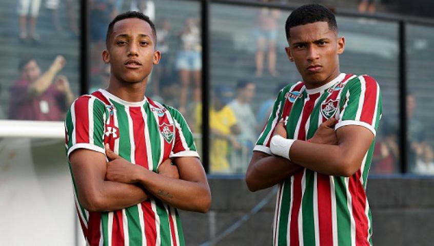 07e76daf0e Flu terá Marcos Paulo e João Pedro na pré-temporada dos ...