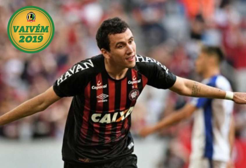 Pablo (Atlético-PR) VAIVÉM