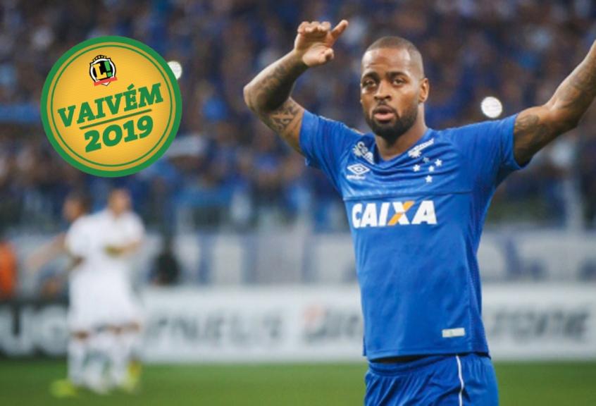 Cruzeiro e Grupo DIS negam pressão para vender Dedé ao Flamengo  7cbbf9134ccf5