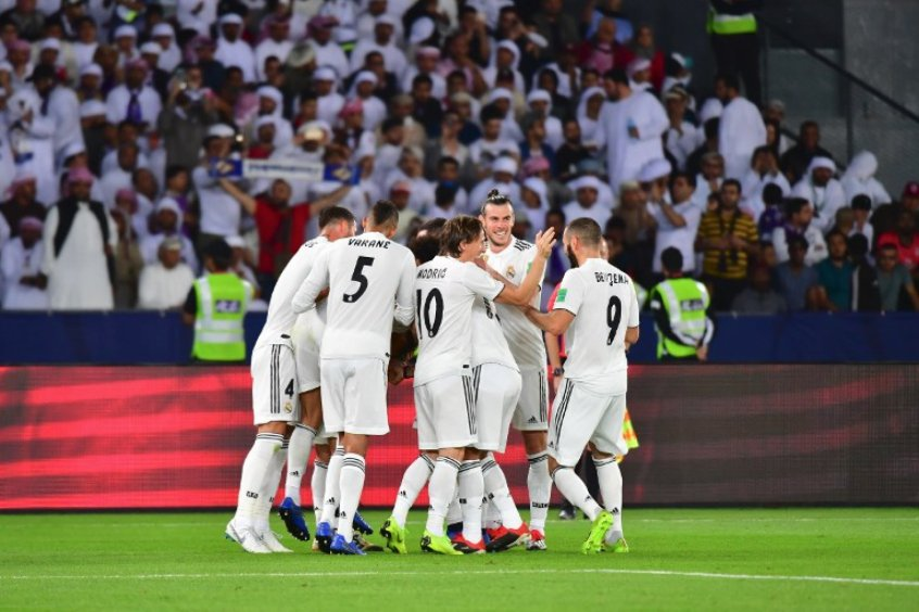 Real Madrid x Al Ain