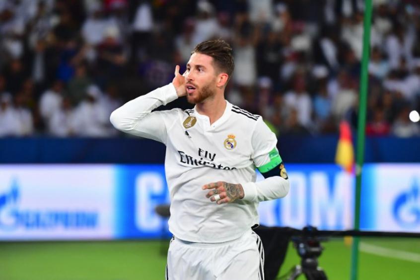 Sergio Ramos é o 7º atleta a atingir 600 jogos pelo Real Madrid ... 4f4b75a71cc2f