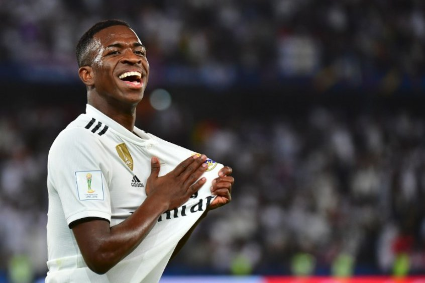 Vinicius Jr - Real Madrid x Al Ain