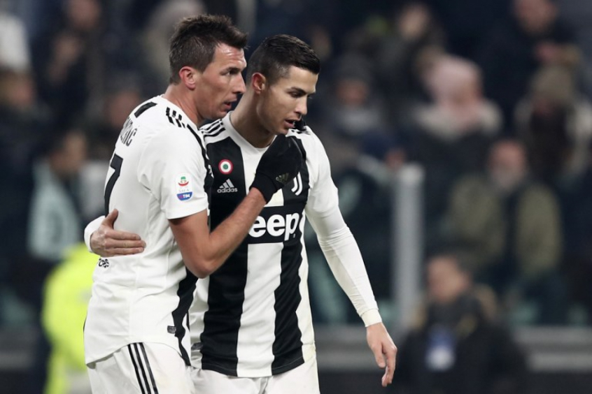 Juventus vence clássico contra a Roma e segue invicta no Calcio  0a9805fd0b95c
