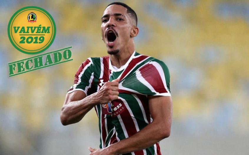 ee86c20b62 Fluminense renova empréstimo do lateral-direito Gilberto