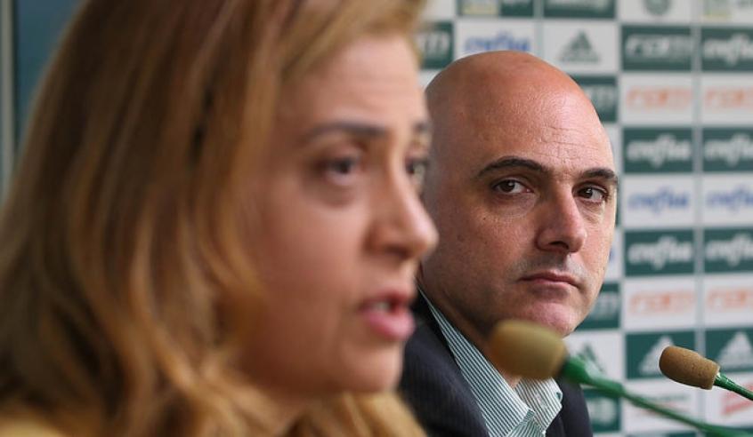 Dinheiro em caixa! Palmeiras irá receber bolada da Crefisa pela renovação toda de uma vez