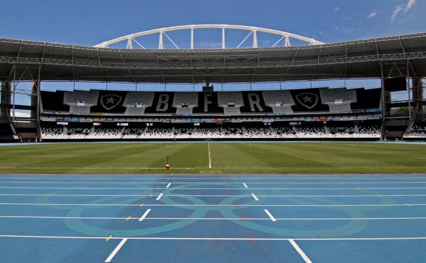 Estádio Nilton Santos - Botafogo