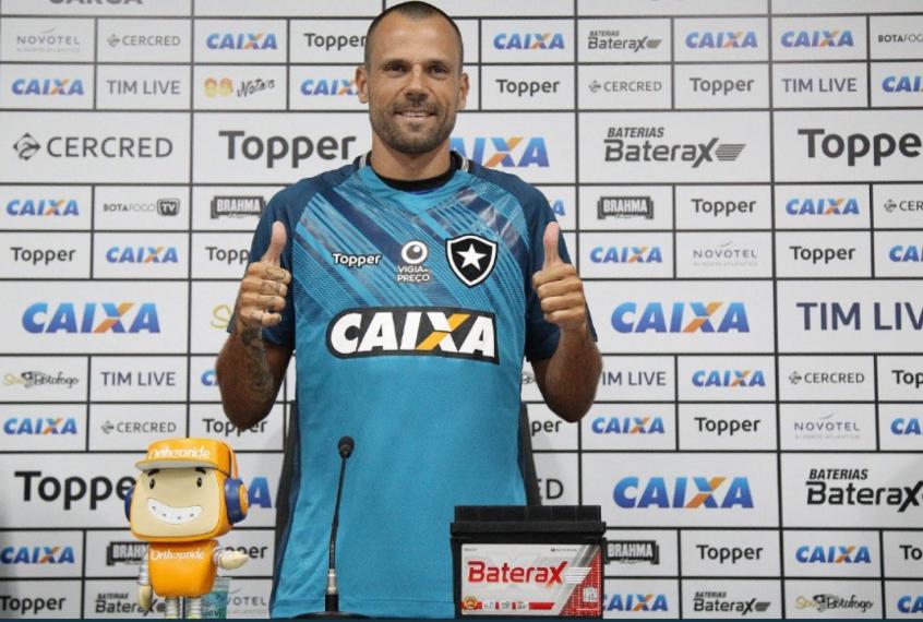 Diego Cavalieri explica escolha pelo Botafogo e exalta   Sei da ... 352ef8faaebc7