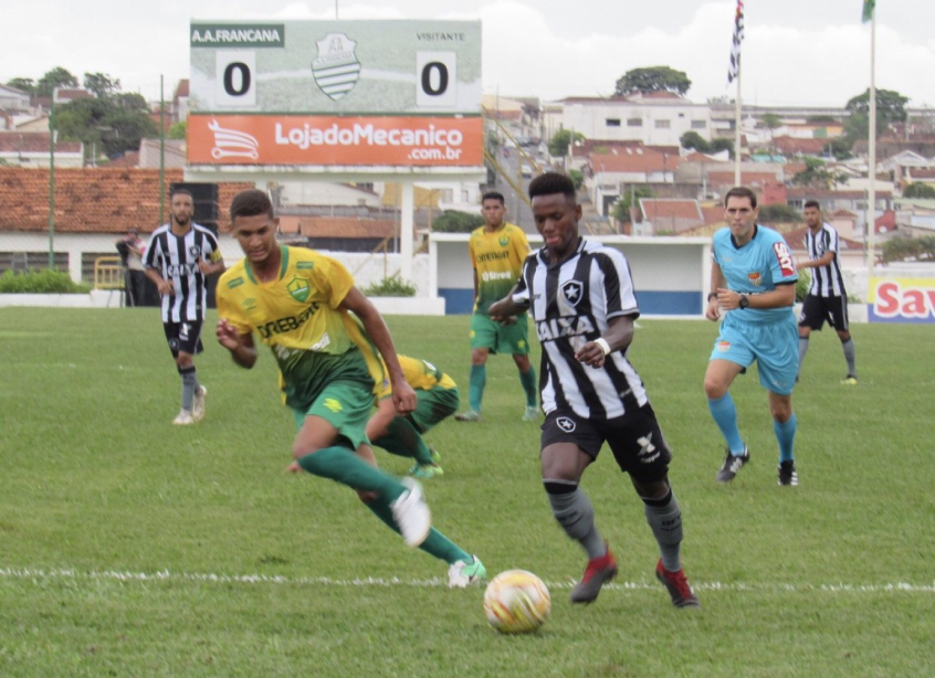 Cuiabá x Botafogo - Copinha