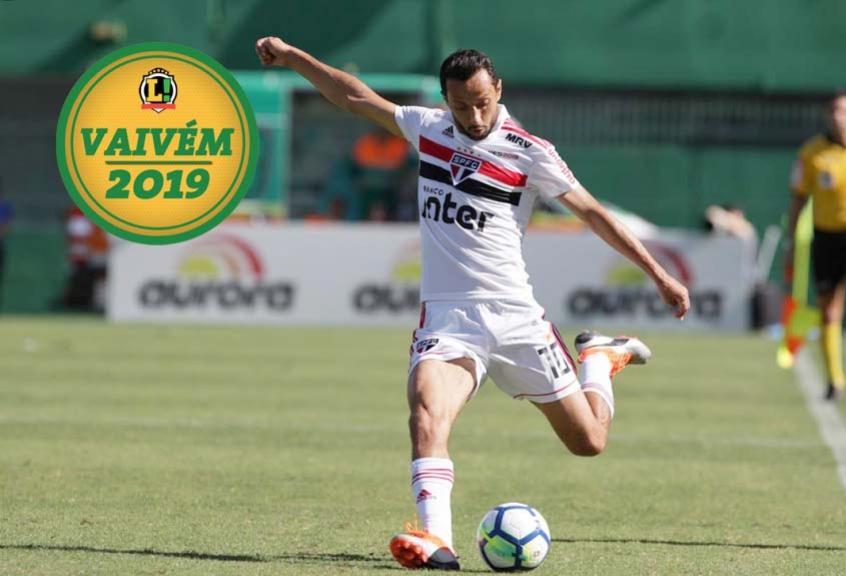 Fluminense avalia situação de Nenê 081bd2e62f2af
