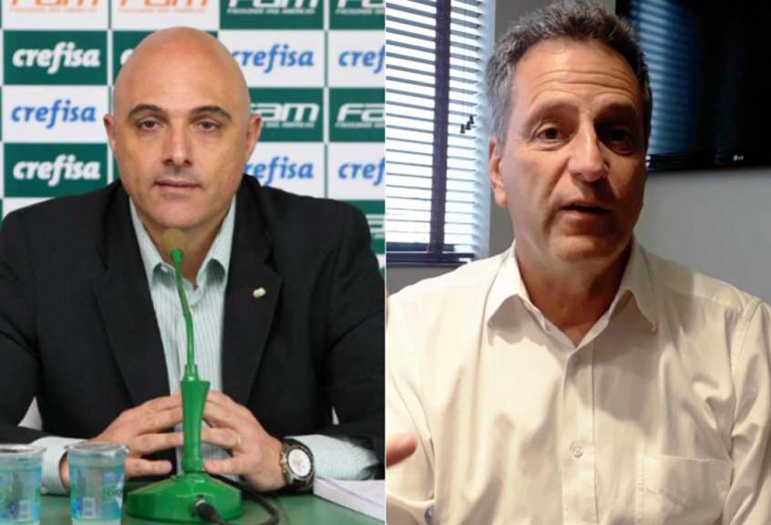 Arnaldo Ribeiro diz que dirigentes de Palmeiras e Flamengo pensam no próprio umbigo