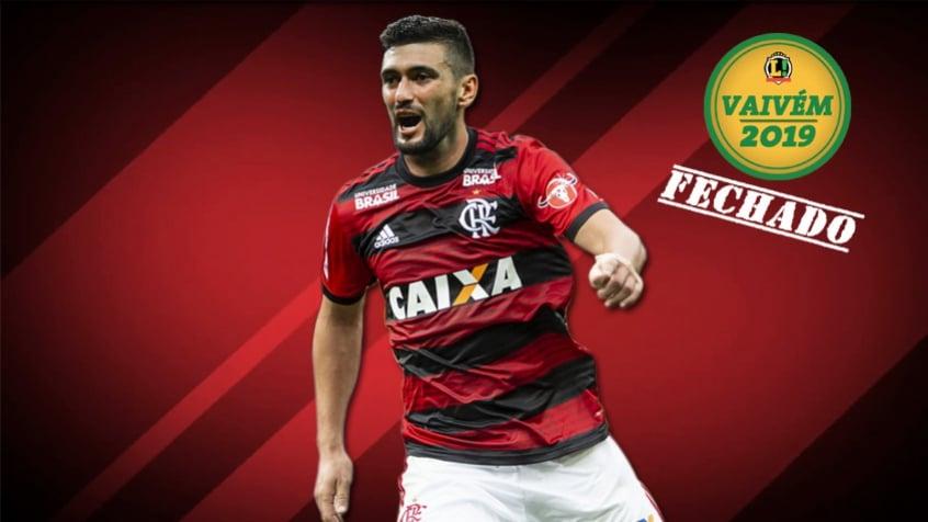 Cruzeiro aceita pagamento parcelado e Arrascaeta é do Flamengo  eca950b7ad81c