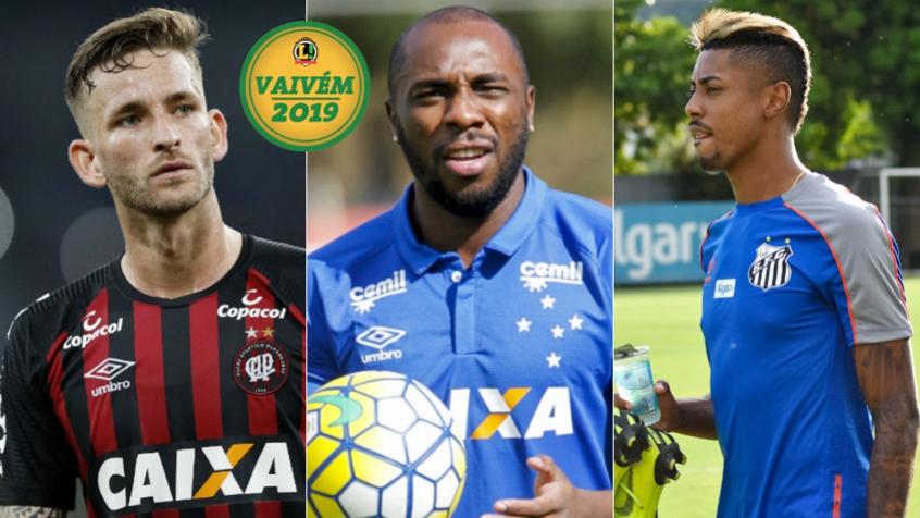 65bde3f0d0 Cruzeiro entra na briga por Bruno Henrique e Fla e Timão miram ...