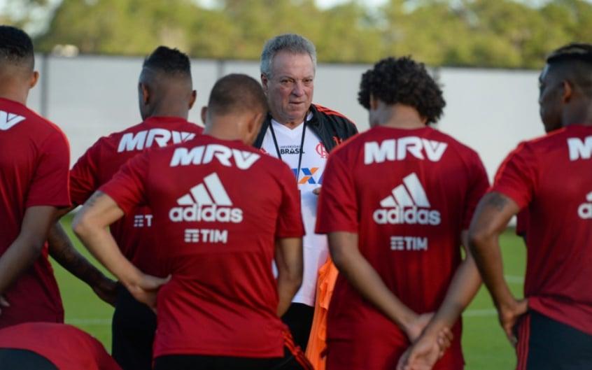 Abel e time - Flamengo