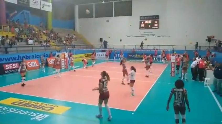 Sesi Bauru vence e Flu amarga segunda derrota seguida na Superliga ... 3bb08ac10caed