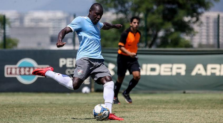 Fluminense goleia o Mageense em jogo-treino. A uma semana da estreia ... a69d79c7aa7ad