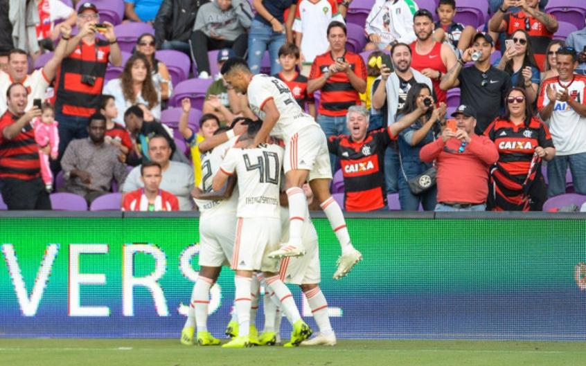 Individualidades superam coletivo do Flamengo na disputa da Florida ... deb57a6dcce8b