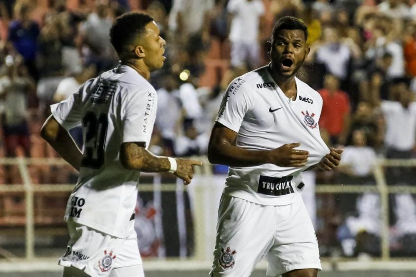 094d550104 Corinthians goleia o Porto-PE e avança à terceira fase da Copinha ...