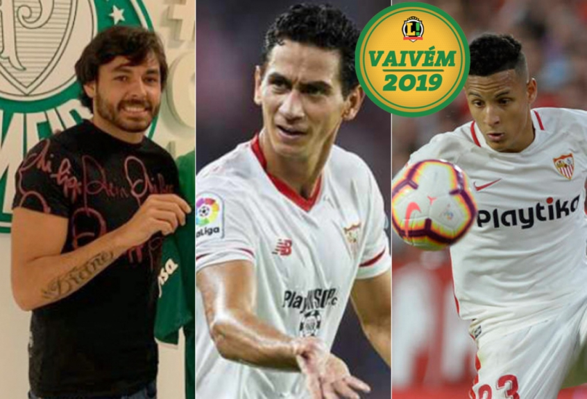 Montagem VAIVÉM - Ricardo Goulart (Palmeiras) e819da2ba6f38