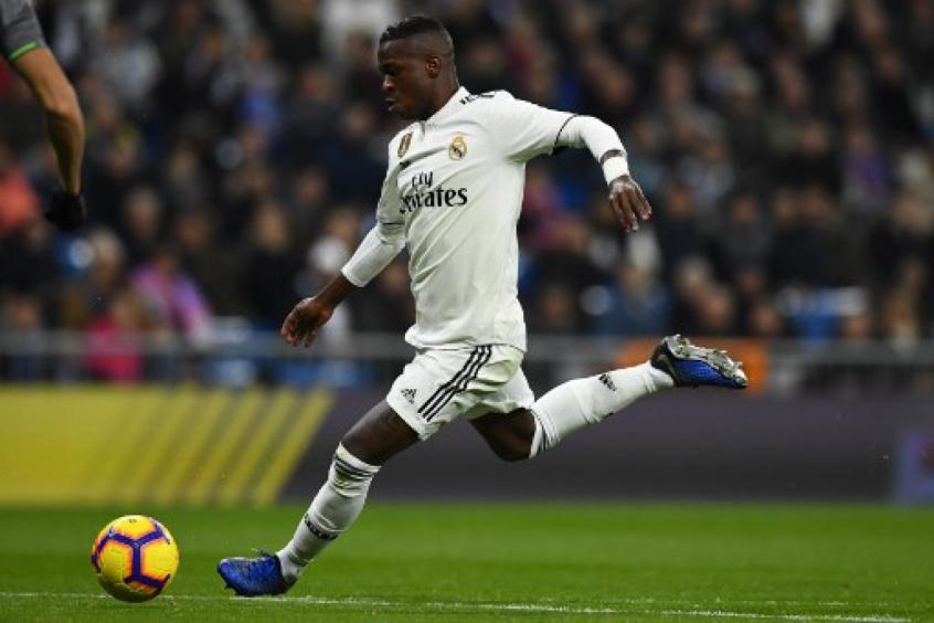 Vinicius Junior - Real Madrid x Real Sociedad a235b74ec311f