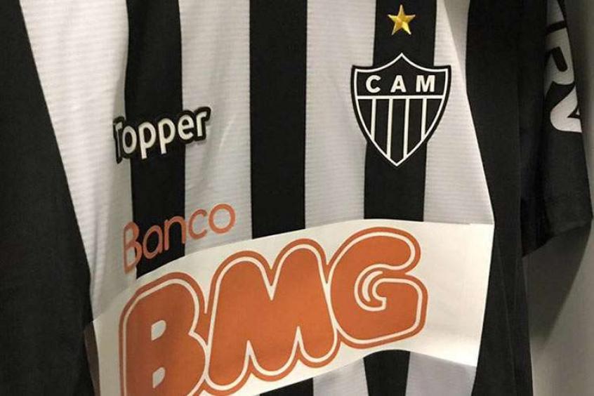O Banco foi parceiro do clube de 2010 a 2014 e retorna ao Galo após a saída  da Caixa Econômica- Divulgação bdc667d96c95c