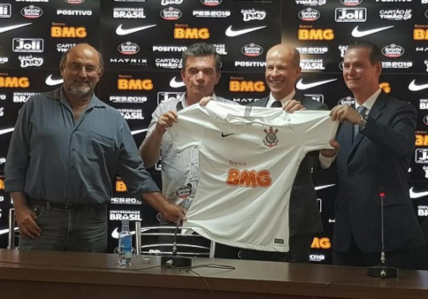 Corinthians explica acordo com o BMG f0921102abec2