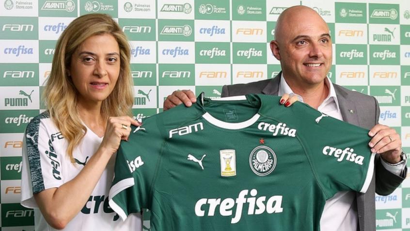 Palmeiras devolve à Crefisa parte do dinheiro da venda de Bruno Henrique