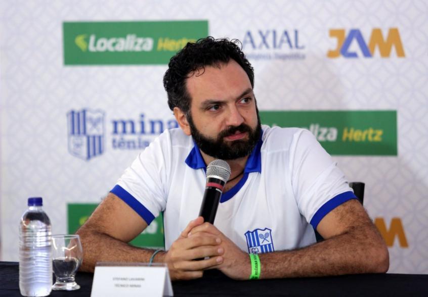 Lavarini assumiu o Minas na temporada passada