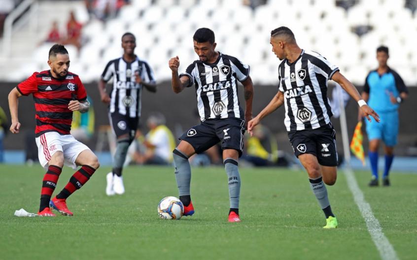 9a5ea76814 Botafogo puxa a lista  os times que ainda não venceram na temporada ...