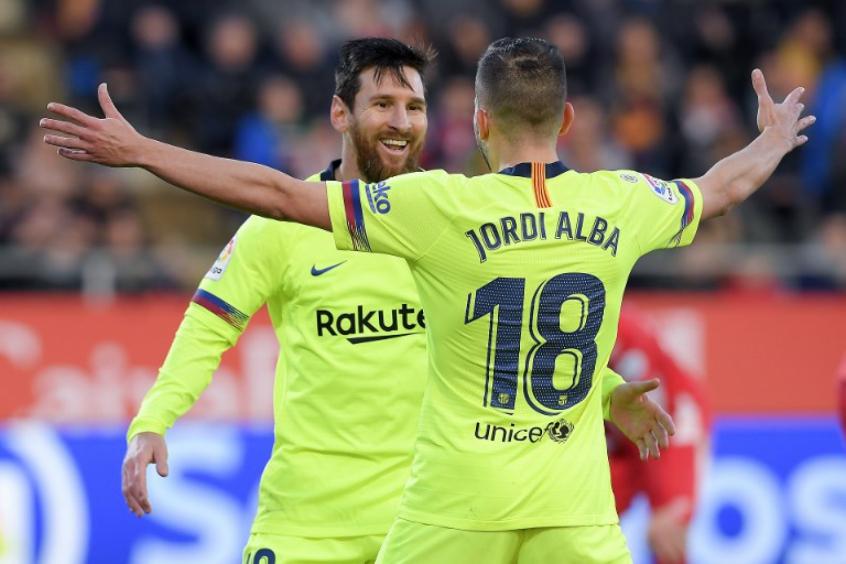 Lionel Messi - Girona x Barcelona dd440f298dbcc
