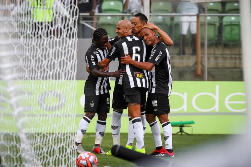 1a09bf0012b71 Galo fará duas partidas em casa pelo Mineiro e viaja para fazer sua estreia  na Libertadores