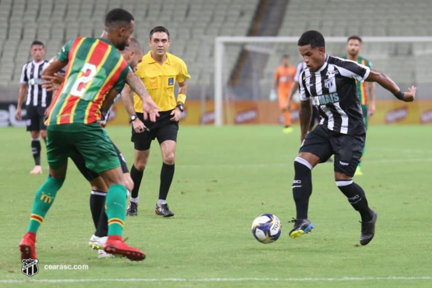 Ceará aposta na invencibilidade de Vitor Feijão na Copa do Brasil ... 3cf19443e1b7b