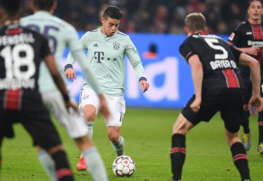 James Rodriguez - Bayern