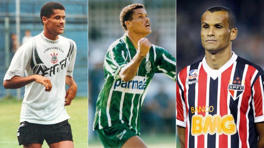 Pato será o próximo  Lembre jogadores que já defenderam três dos ... 67b76b8d15edd