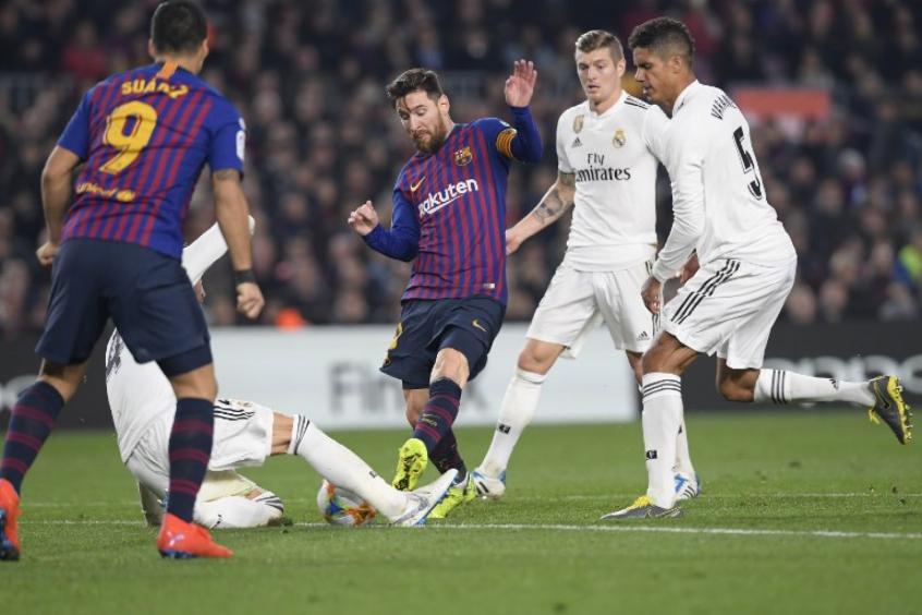 5a4fd1b627 Messi completa 40 clássicos  veja dez curiosidades do craque contra ...