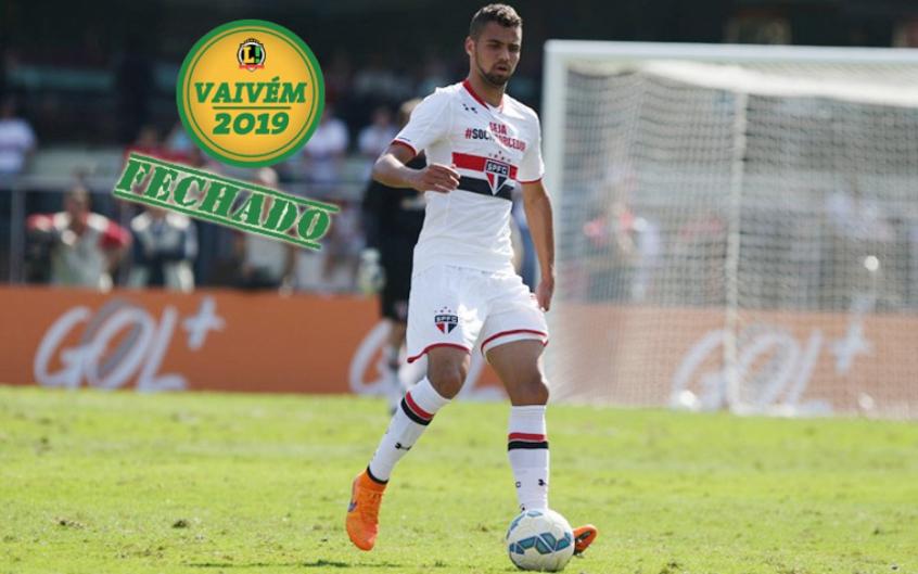 Corinthians acerta contratação de zagueiro Lucão b1c70ccc957dc