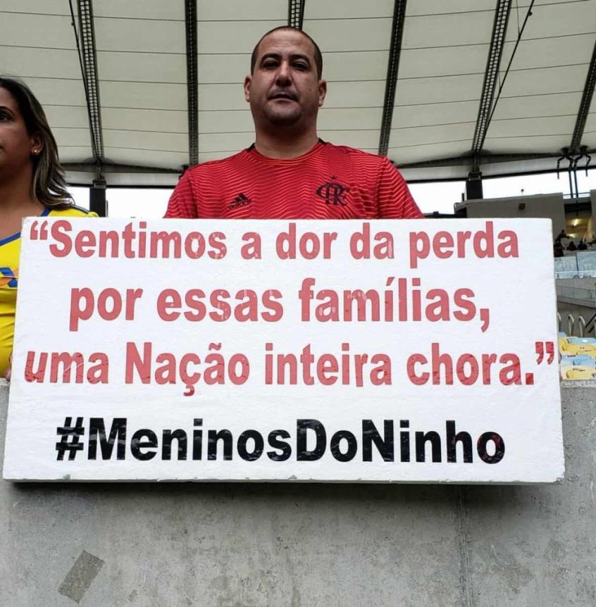 Ministério Público do Rio de Janeiro acusa o Flamengo de coagir sobreviventes do Ninho do Urubu