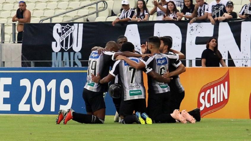 e3e21086329f4 Ceará fica no empate contra o Barbalha