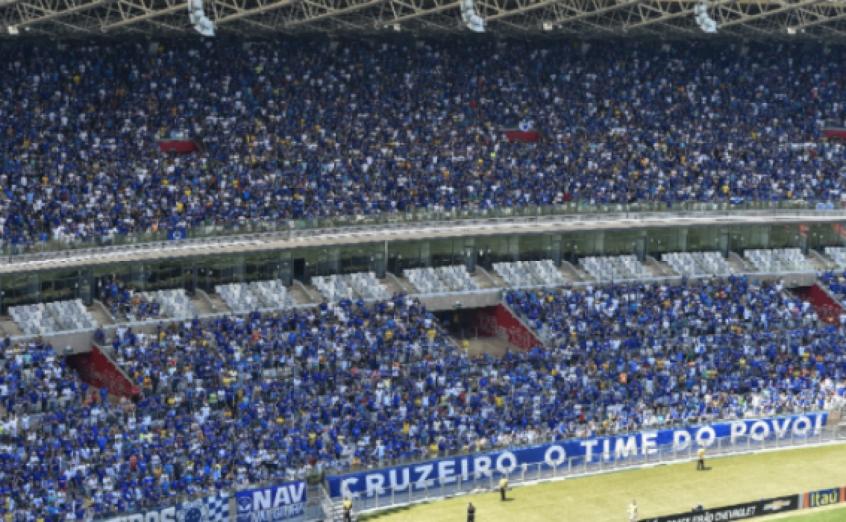 Cruzeiro anuncia que ingressos para a primeira final se esgotaram